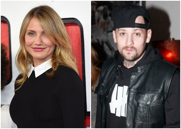 Benji Madden Tattoos Cameron Diaz's Name on His Chest (VIDEO)