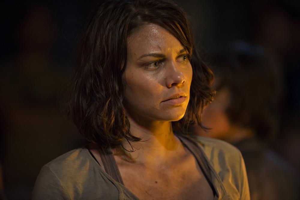 Walking Dead Season 5 Finale Sneak Peek: Maggie Pleads For Rick's Life (VIDEO)