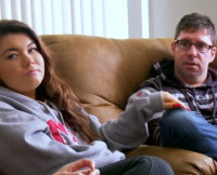 Amber Portwood and Matthew Baier on Teen Mom Og