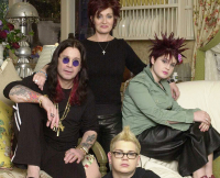 Ozzy Osbourne and His Family To Appear On MTV Sitcom