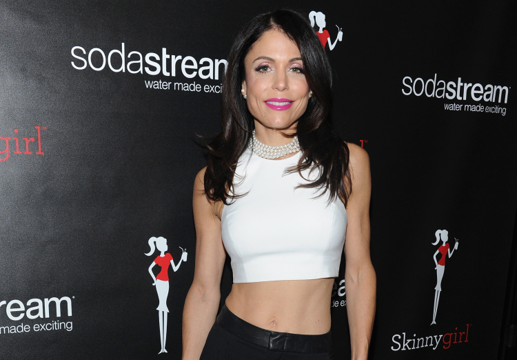 Bethenny Frankel  SodaStream/Skinnygirl 'Have A Drink With Us' on April 28, 2015 in NYC