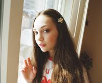Maddie Ziegler in NYLON May 2015