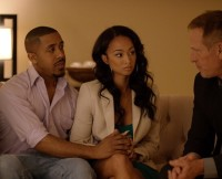 """BBW's Draya Michele and Marques Houston in """"Will to Love"""""""