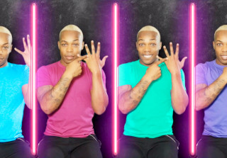 Todrick Hall Does Beyonce in 4