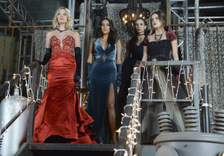 The Liars in Season 5 Finale