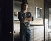 Damon Salvatore on Season 6 of The Vampire Diaries