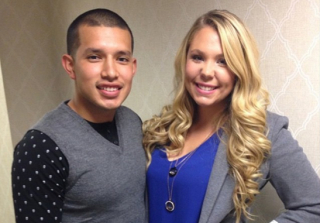 Kailyn Lowry and Javi Marroquin-1420644077