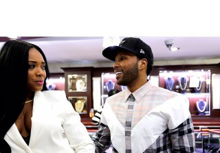 Love & Hip Hop's Yandy Smith and Mendeecees Harris