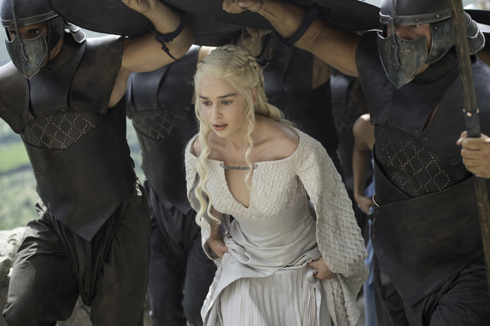 """Game of Thrones Promo for Season 5, Episode 4: """"The House of Black and White"""" (VIDEO)"""