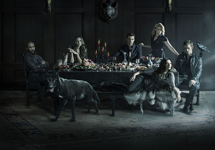 The Originals Season 2 Promo Poster