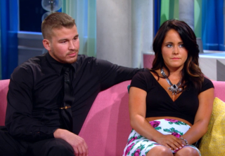 Nathan Griffith and Jenelle Evans
