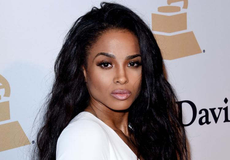 Ciara Attends 5th Annual Grammy Awards