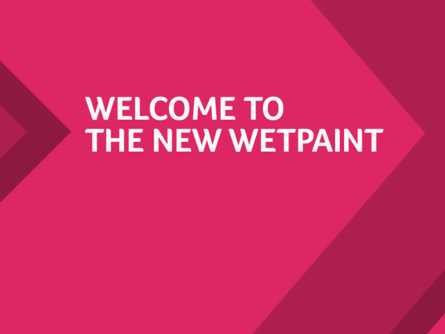 Welcome to Wetpaint Photo