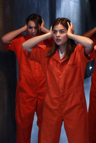 The Liars Cover Their Ears in Season 5 Finale