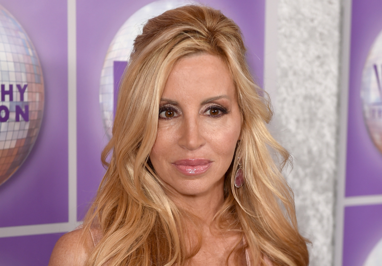 Camille Grammer at the Family Equality Council's 2015 Awards Dinner