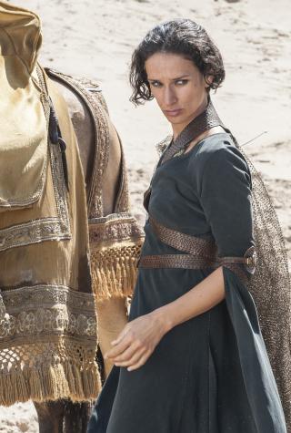 Ellaria Sand Looks Angry