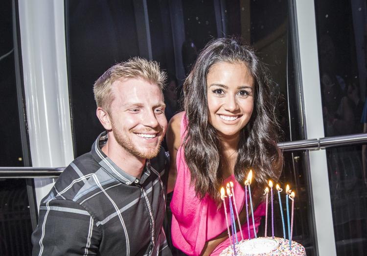 That cake looks delicious!
