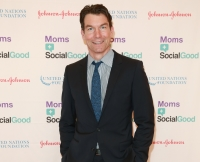Jerry O'Connell at a Moms +SocialGood Event on May 1, 2015
