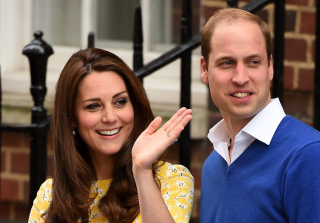 Kate Middleton, Prince William, New Daughter