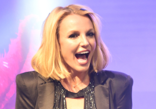 Britney Spears at Britney Day, November 2014