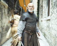 Game of Thrones: Barristan Selmy in Episode 4