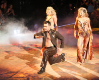 Witney Carson and Chris Soules Week 8 Trio