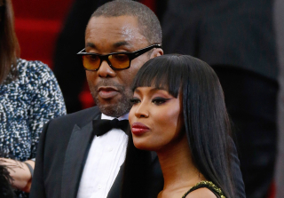 Naomi Campbell and Lee Daniels, May 4, 2015