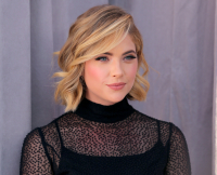 Ashley Benson at the Comedy Central Roast Of Justin Bieber