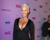 Amber Rose Sister Code Premiere Lose Angeles, California May  7, 2015