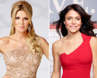 Brandi Glanville and Bethenny Frankel