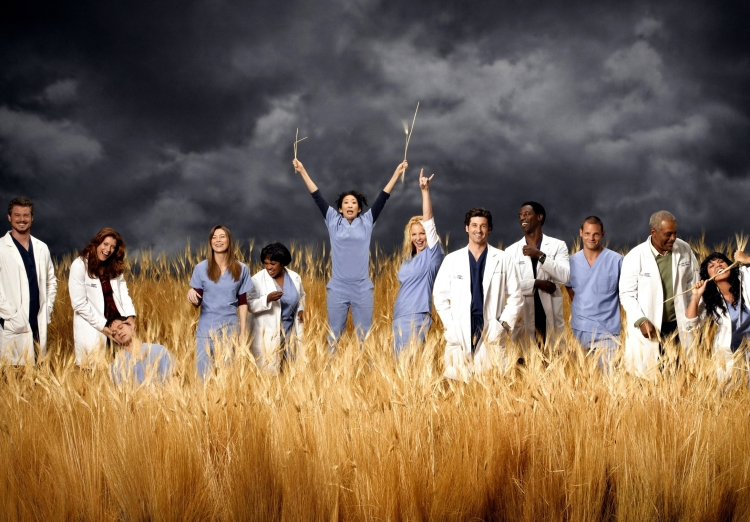 Grey's Anatomy Season 3 Cast