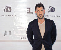 Maksim Chmerkovskiy at 2014 Cantamessa Collection Preview