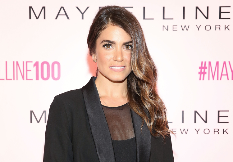 Nikki Reed at IAC Building on May 14, 2015 in New York City.