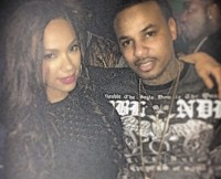 Erica Mena and Rapper Chinx Drugz