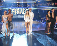 SHARNA BURGESS, NOAH GALLOWAY, ALLISON HOLKER, RIKER LYNCH, RUMER WILLIS, VAL CHMERKOVSKIY