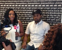 Yandy Smith and Mendeecees Harris Chat With Wetpaint