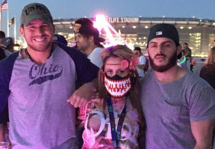 Jenelle Evans and Nathan Griffith at EDC