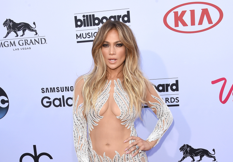 Jennifer Lopez at the 2015 Billboard Music Awards in Las Vegas, Nevada on May 17, 2015