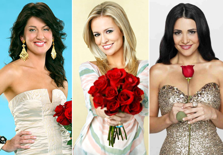 Jillian Harris, Emily Maynard, and Andi Dorfman