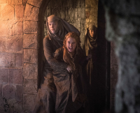 Cersei Arrested on Game of Thrones Season 5, Episode 7