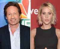 Aquarius stars David Duchovny and Claire Holt