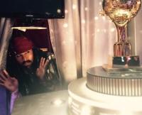 DWTS Mirror Ball trophy