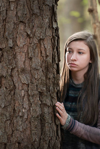 Enid in The Walking Dead Season 5