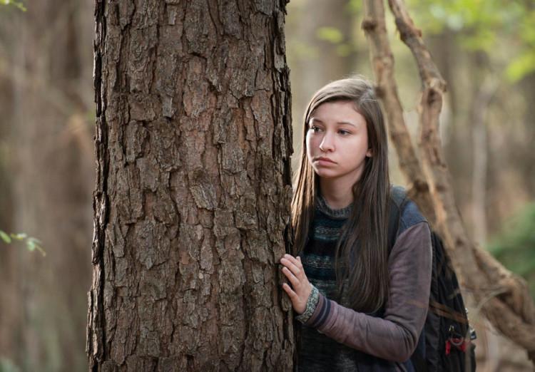 Enid in The Walking Dead Season 5