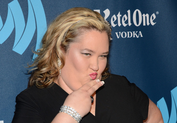 Mama June of Here Comes Honey Boo Boo
