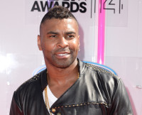 Ginuwine at BET AWARDS 2014