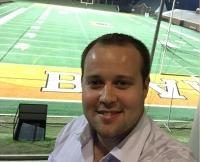 Josh Duggar Football Selfie