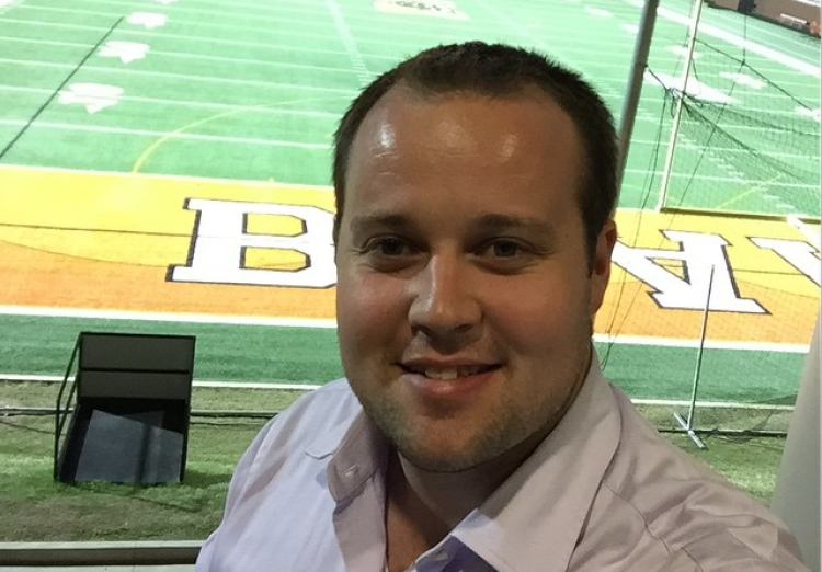 Josh Duggar Football Selfie