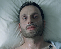 Rick Grimes in a Coma in The Walking Dead Season 1