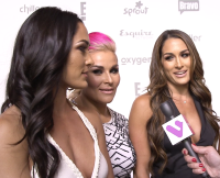 Total Divas at NBCUniversal Upfronts